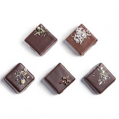 Nos pralines & chocolats ganaches