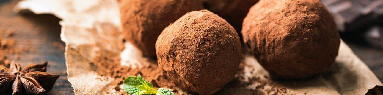Les truffes