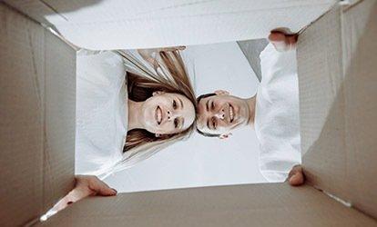 Coffrets cadeaux pour couples