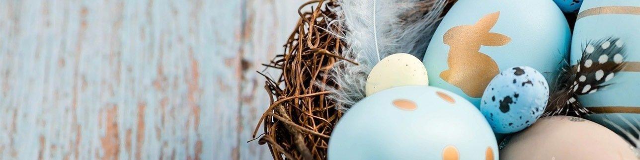 Coffrets cadeaux pour Pâques