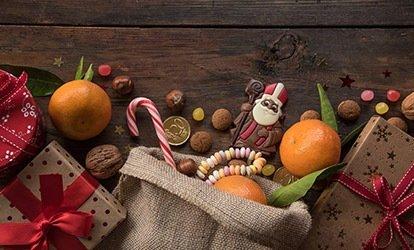 Coffrets cadeaux pour la Saint-Nicolas